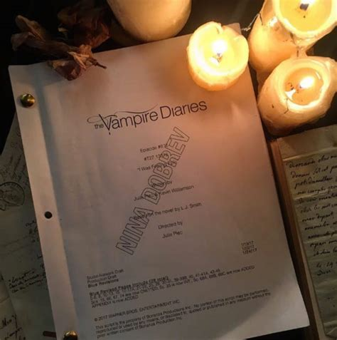 The Vampire Diaries Spoilers: Look Who's Coming Back
