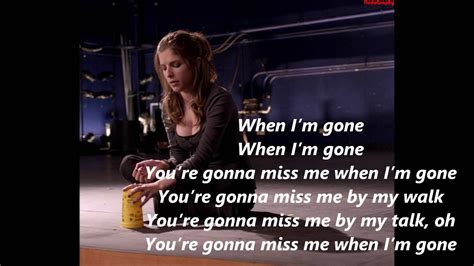 Anna Kendrick - Cups ''When I'm Gone'' (Full Version