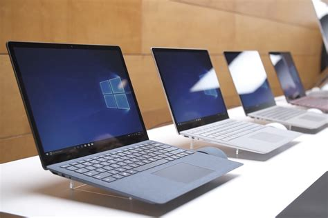 Hands-on: Surface Laptop is Microsoft's MacBook Air | PCWorld