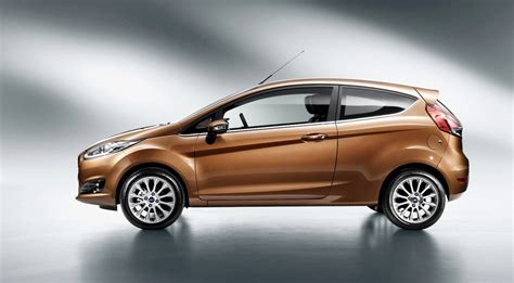 2013 Ford Fiesta: updated city car revealed - photos