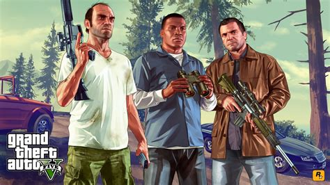 Grand Theft Auto GTA 5 Wallpapers | HD Wallpapers | ID #12882