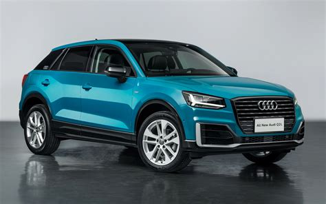 2018 Audi Q2 L S line (CN) - Wallpapers and HD Images