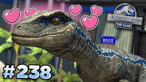 Blue Is Feeling Generous Today! || Jurassic World - The