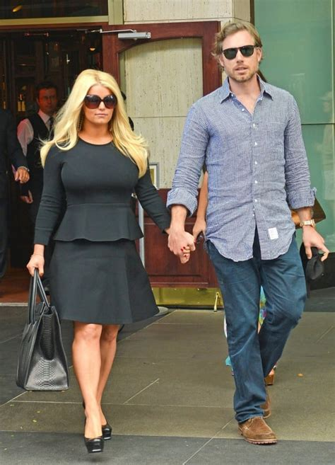Eric Johnson: Cheating on Ex-Wife With Jessica Simpson