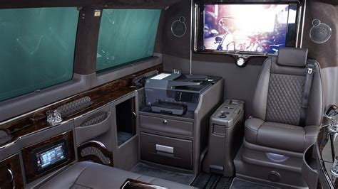 Volkswagen T6 Luxury Mobility First Class BUSINESS by