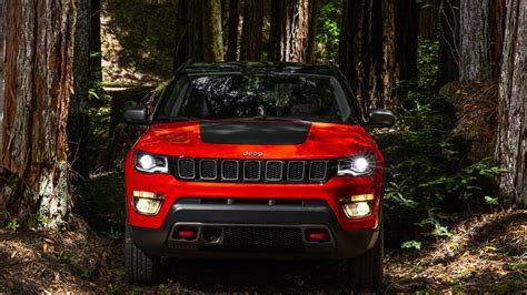 2017 Jeep Compass Trailhawk - Drive and Design - YouTube