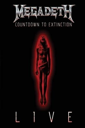 Megadeth: Countdown to Extinction – Live (2013) Watch Free