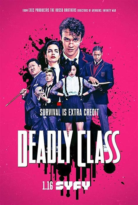 Syfy's Deadly Class Fails to Live Up to Its Potential