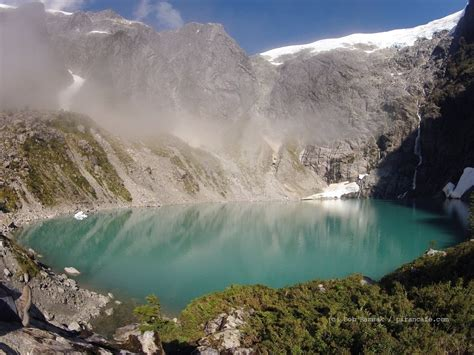 The Enchanted Forest Trail in Chilean Patagonia's Queulat