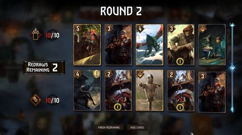 Gwent syndicate: Bounty gameplay - YouTube