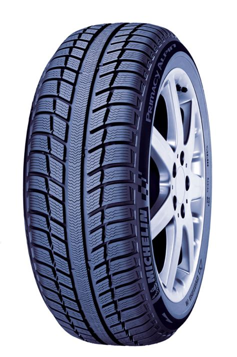 Michelin Primacy Alpin - Tyre Tests and Reviews @ Tyre Reviews