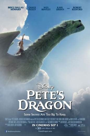 Petes Dragon (2016) - watch full hd streaming movie online