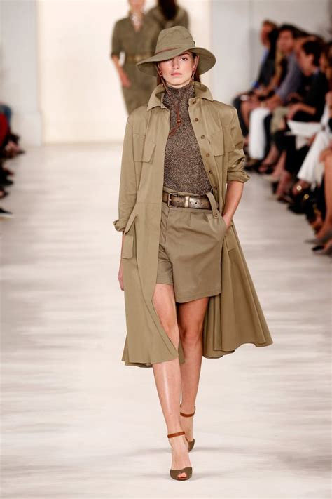 Ralph Lauren Spring 2015 | Come on a Safari With Ralph