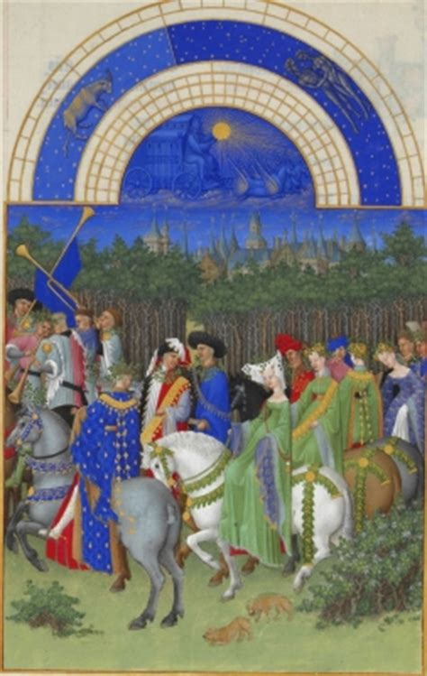 May Day in the Middle Ages | a medievalist errant