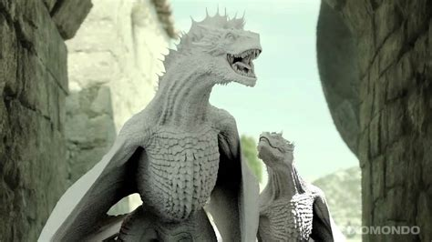 Game of Thrones Effets spéciaux des dragons Making Of H264