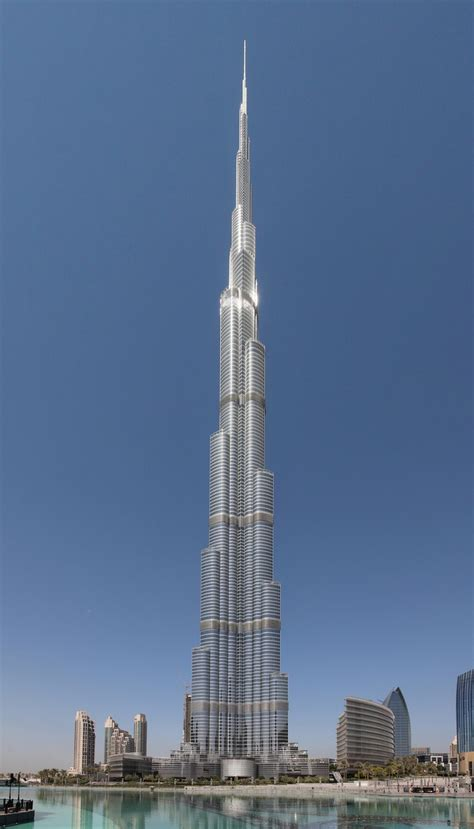 Seeing The 30 Tallest Buildings In The World In Size Order