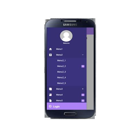 Accordion Menu For Ionic | Codester
