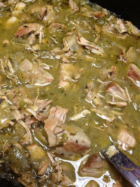 Prize-Winning Chile Verde   Mexican food recipes, Verde