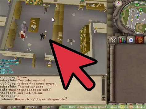 3 Ways to Complete the Shield of Arrav Quest on RuneScape