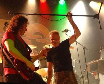 Get Ready to ROCK! Review of gig featuring rock band UFO