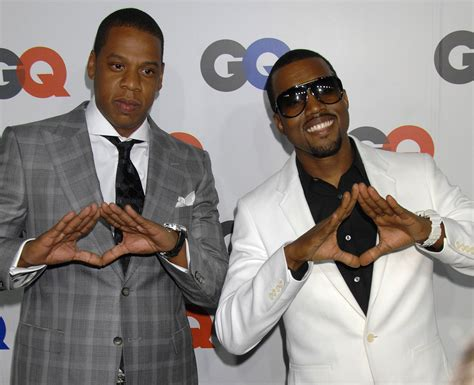 Kanye Responds To Jay Z's Tweet, Hints At Watch The Throne
