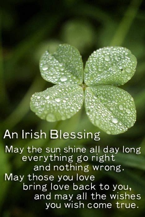 An Irish Blessing Pictures, Photos, and Images for