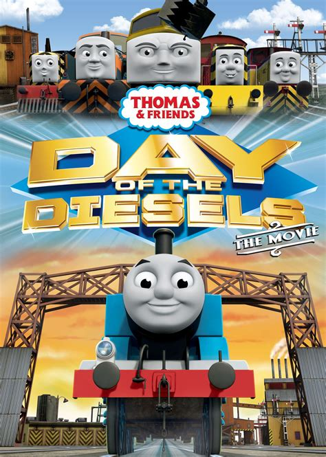 Day of the Diesels   Thomas the Tank Engine Wikia   FANDOM