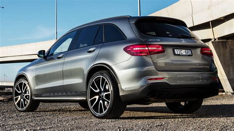 2016 Mercedes-AMG GLC 43 (AU) - Wallpapers and HD Images