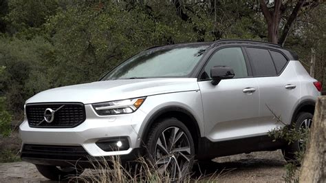 Volvo XC40 2019| First Drive | with Steve Hammes