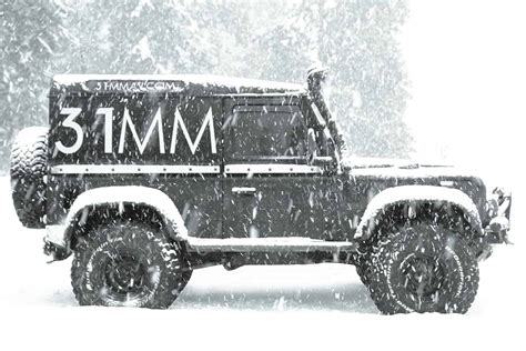 Featured Vehicle: 31MM Defender 90 – Expedition Portal