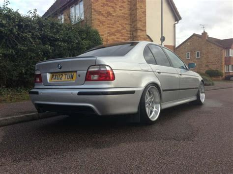 Show me your lowered e39