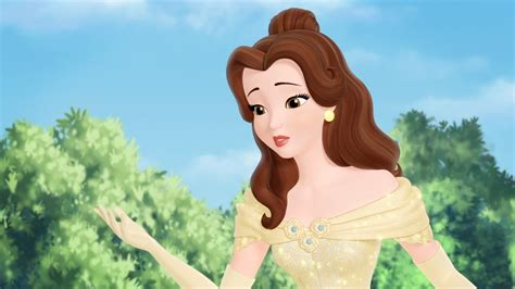 Princess Belle   Sofia the First Wiki   FANDOM powered by