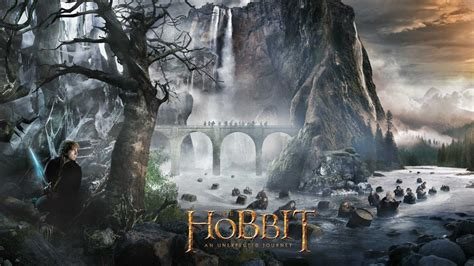 The Hobbit An Unexpected Journey Movie Wallpapers | HD