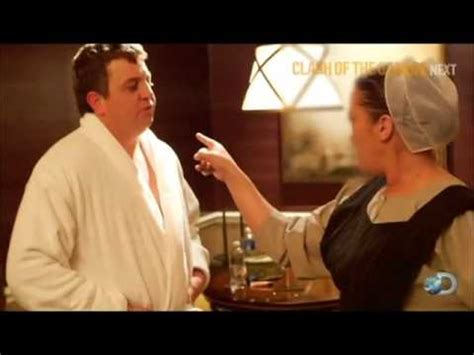 Esther finds Levi in hotel room (Amish Mafia) - YouTube