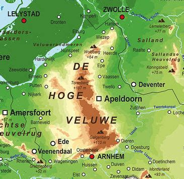 Veluwe – racefiets-routes