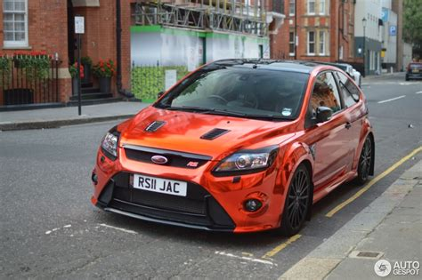 Ford Focus RS 2009 Mountune MP350 - 25 augustus 2014