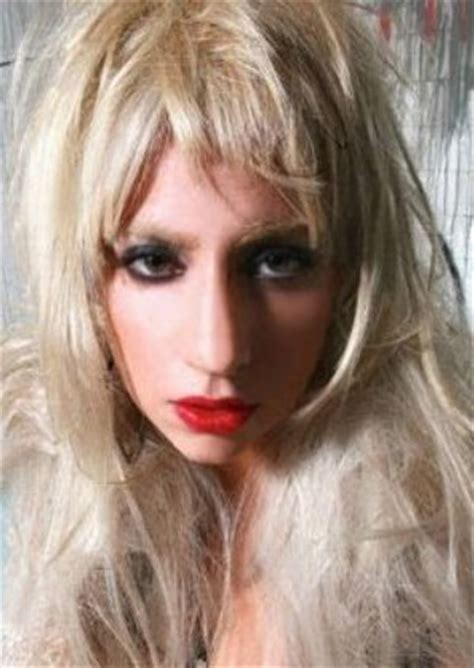 Lady Gaga Plastic Surgery Before and After - Celebrity Sizes