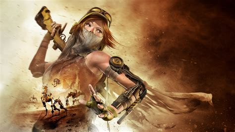 ReCore HD Xbox One Wallpapers   HD Wallpapers   ID #18444
