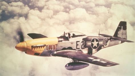 10 Things You Might Not Know About The P-51 Mustang