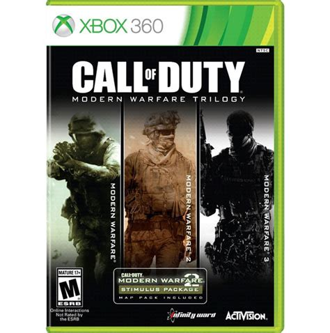 Modern Warfare Trilogy is coming next week: But not to