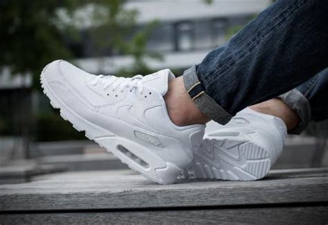 Nike Air Max 90 Leather shoes white