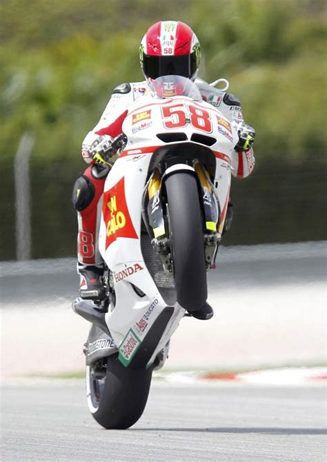 Marco Simoncelli Killed in Crash: Highlights of His MotoGP