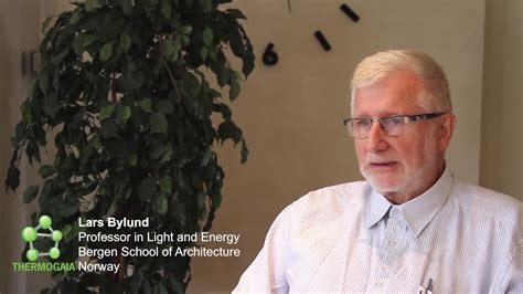 Professor Lars Bylund about the paint Thermoshield