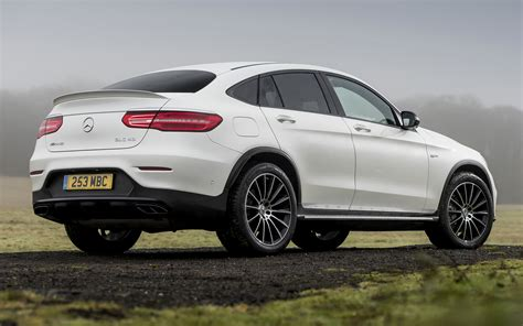 2017 Mercedes-AMG GLC 43 Coupe (UK) - Wallpapers and HD