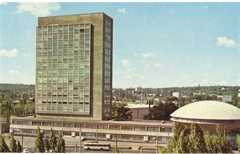 These vintage Eastern Bloc postcards are an architecture