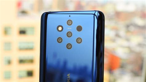 Nokia 9 PureView hands-on: An Android phone with five rear