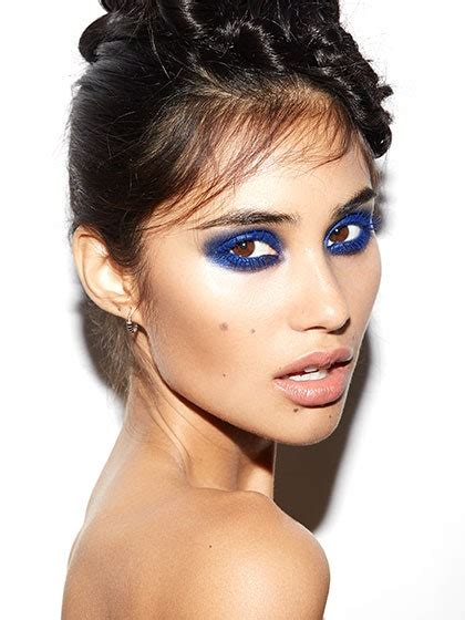 The Cool Girl's Guide to Fall Makeup   Allure