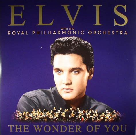 Elvis with THE ROYAL PHILHARMONIC ORCHESTRA PRESLEY The