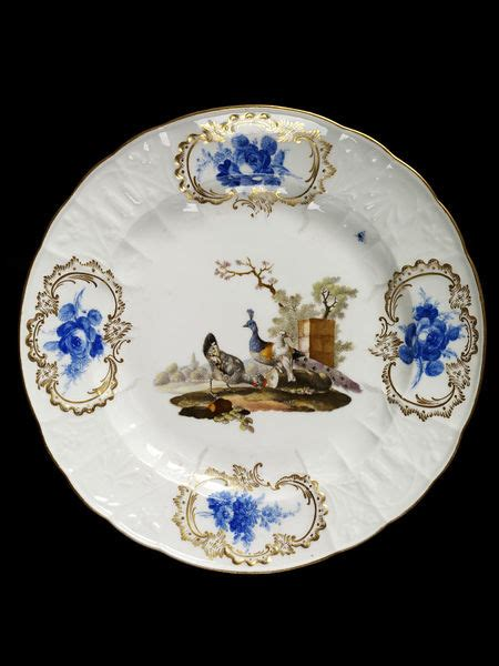 Plate | Meissen porcelain factory | V&A Search the Collections