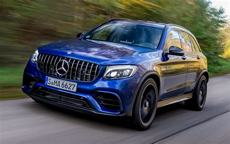 2017 Mercedes-AMG GLC 63 S - Wallpapers and HD Images